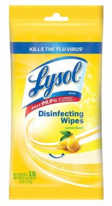 lysol wipes travel 1